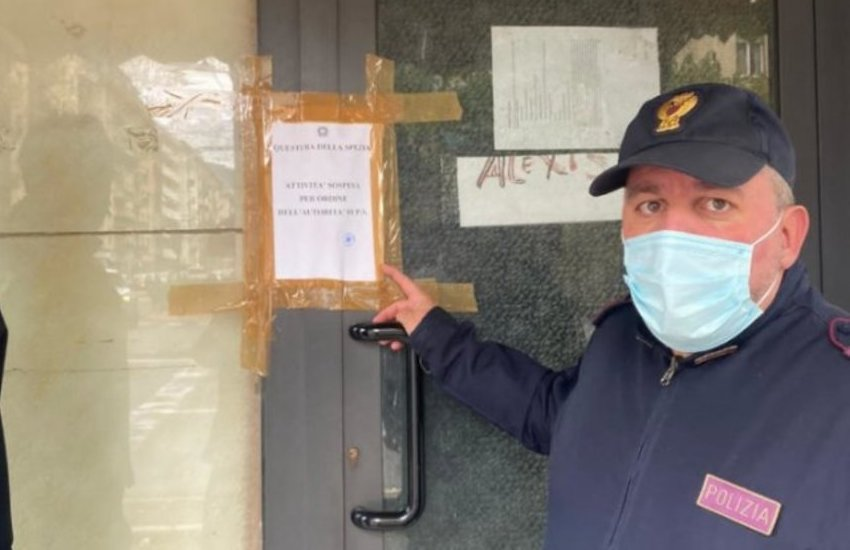 La Spezia, circolo latino viola l'ordinanza 'anti movida': stop per 5 giorni e 1200 euro di multa