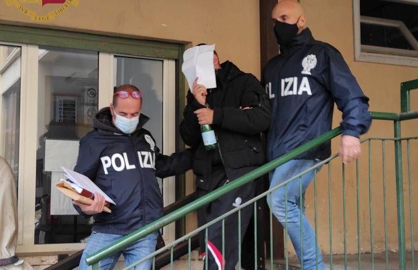 Albano, tenta di estorcere denaro ad un giovane per un presunto debito di droga Arrestato un 31enne romeno