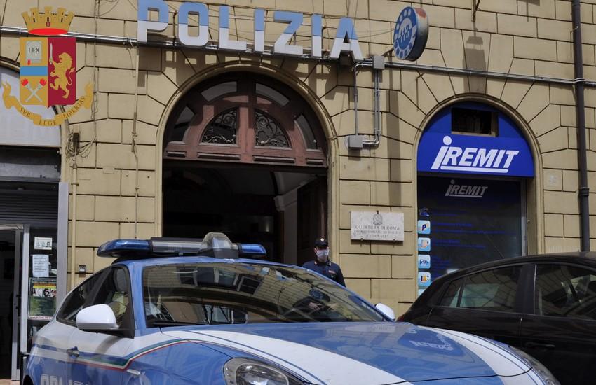 Roma, 23enne italiano ricercato anche da Scotland Yard per un clamoroso furto, catturato a Santa Marinella