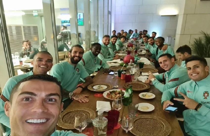 Anche Cristiano Ronaldo è positivo. E il calcio riflette sullo stop
