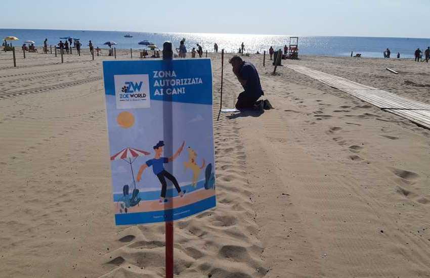 Catania, nelle spiagge libere della Plaia, servizi fino a domenica 11 ottobre