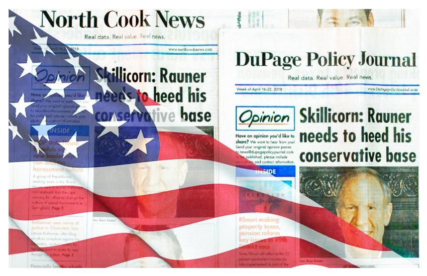 Elezioni USA. Il ruolo della stampa locale