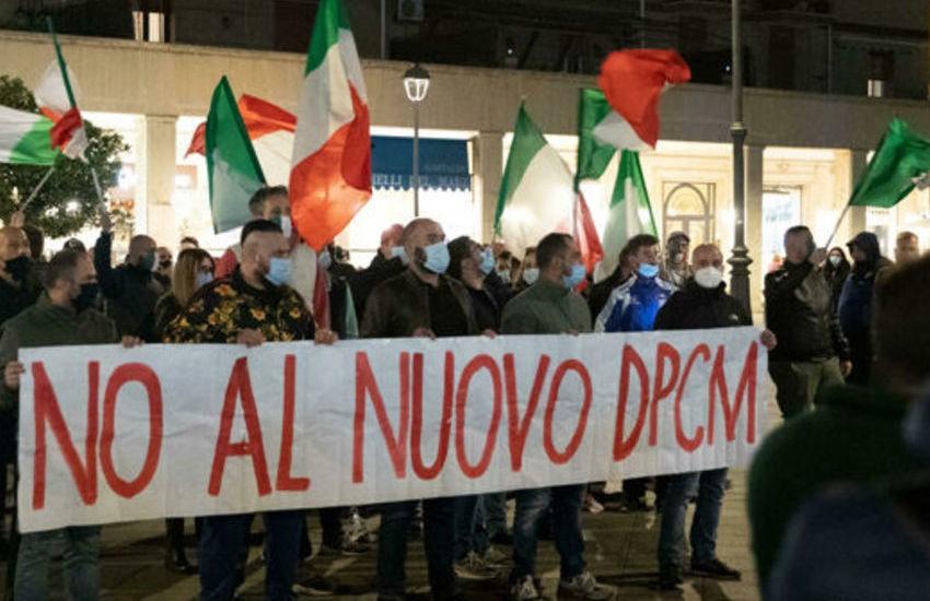 proteste in italia post dpcm