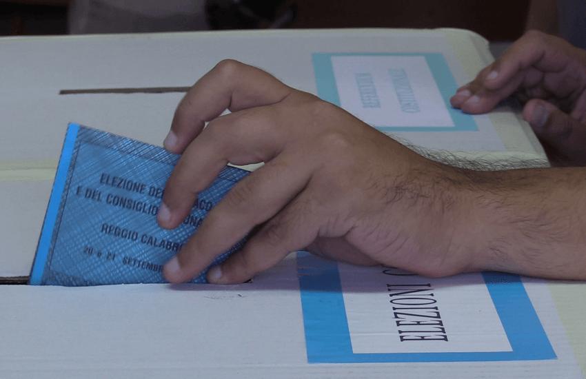 Rinvio delle elezioni regionali in Calabria per rischio sanitario
