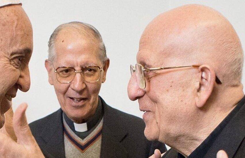 È morto il gesuita e politologo Padre Sorge