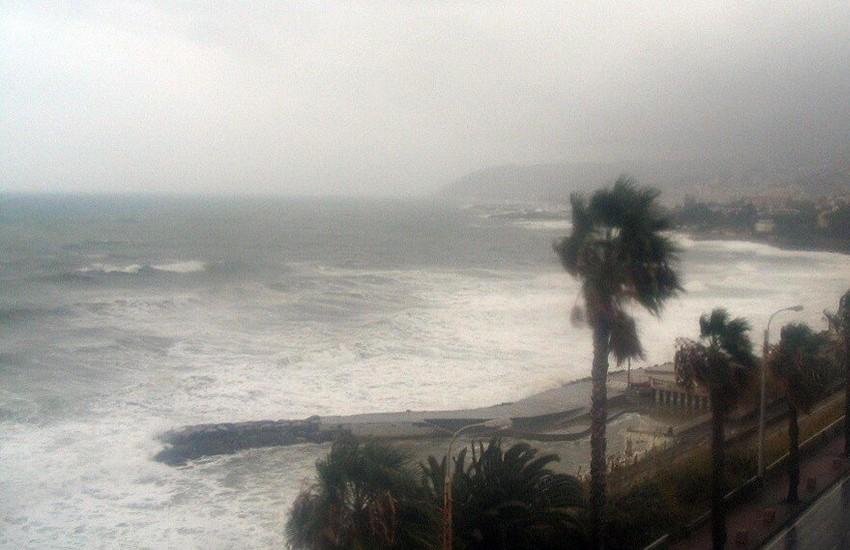 Meteo in Liguria, in arrivo venti di burrasca sul centro della regione