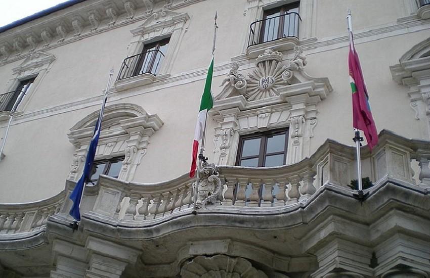 """Palazzo Centi, Liris e Marsilio: """"L'Aquila e l'Abruzzo riconquisteranno un pezzo di storia"""" (affidati i lavori di restauro)"""