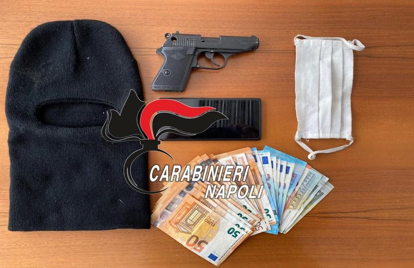Afragola, Cardito e Crispano: 5 rapine in una sola notte. 17enne arrestato