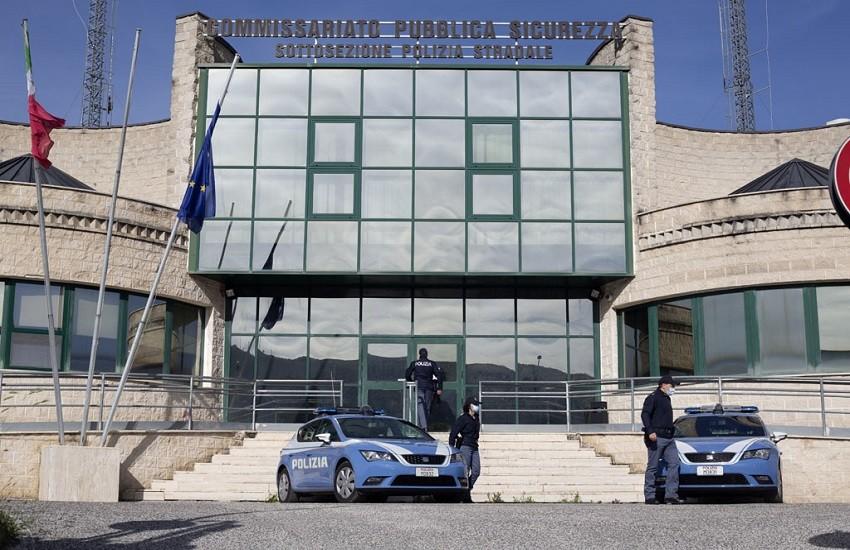 Polizia di Stato: tenta di scassinare cambiamonete di un autolavaggio ad Avezzano, arrestato in flagranza di reato