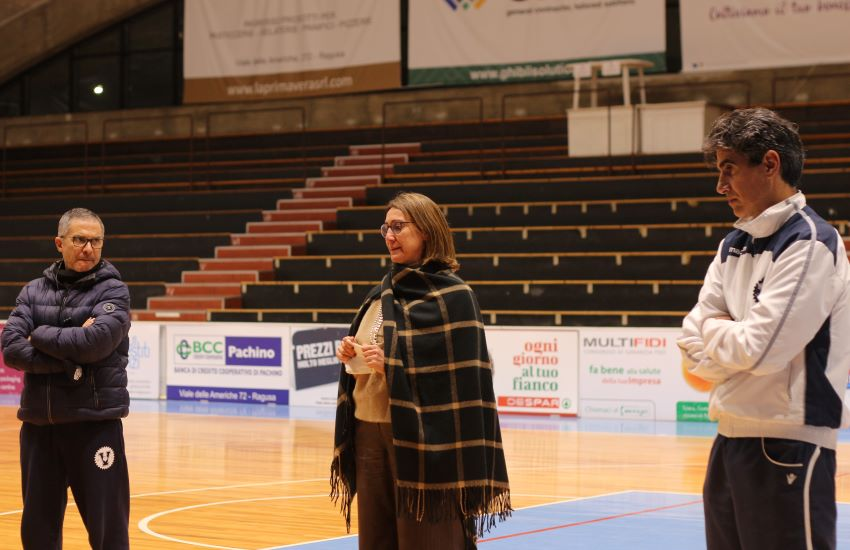 "Basket, campionato alle porte. Virtus Kleb Ragusa: ""Lo sport non può fermarsi"""