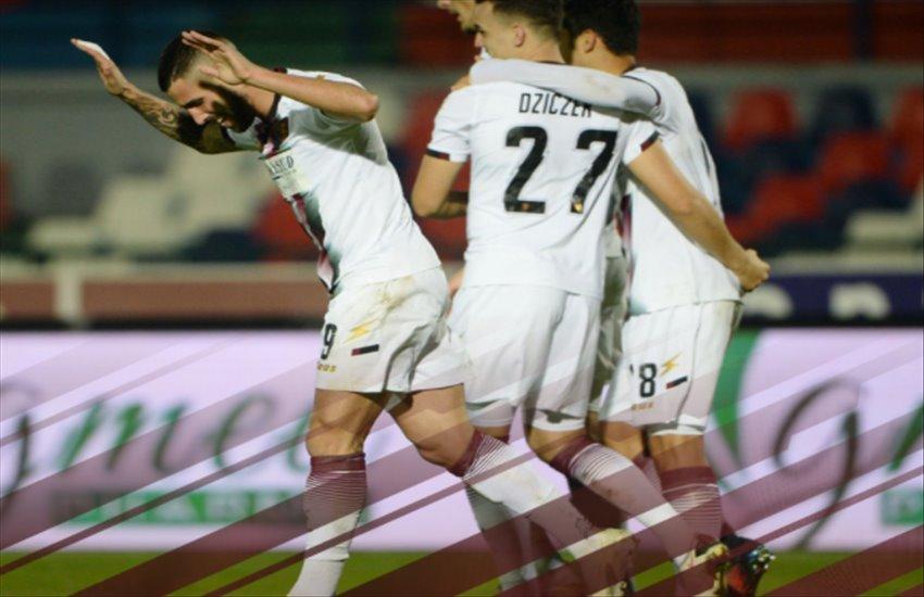 Cosenza-Salernitana 0-1, i granata si riprendono il primato