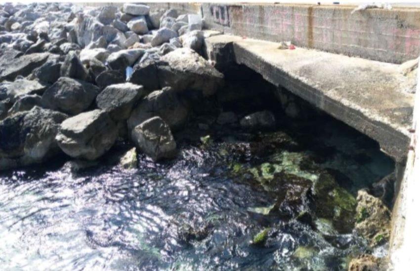 """Palermo, al via il primo passo per la bonifica del canale """"Ferro di cavallo"""" a Mondello"""