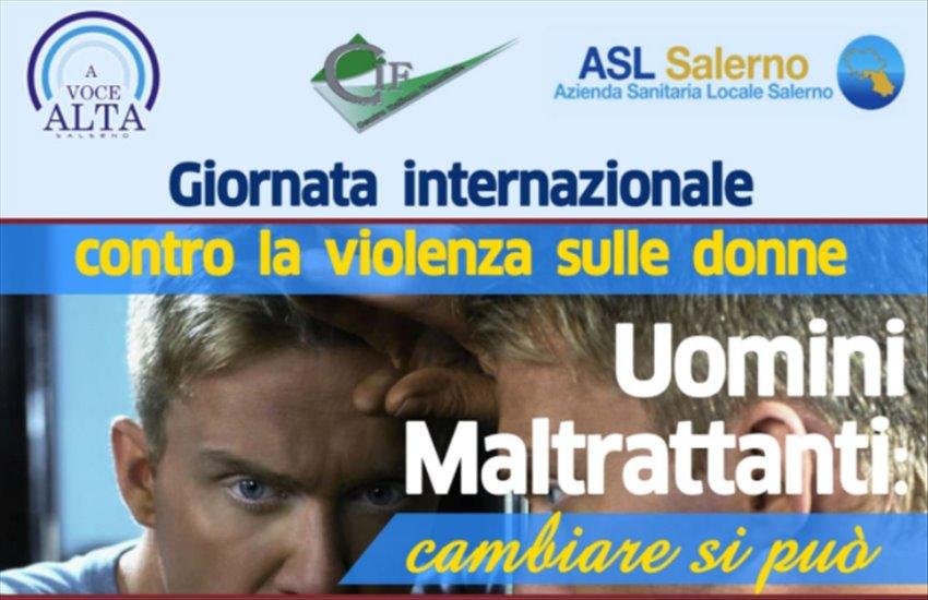 Giornata internazionale contro la violenza sulle donne, l'ASL di Salerno lancia uno spot con Massimiliano Rosolino come testimonial