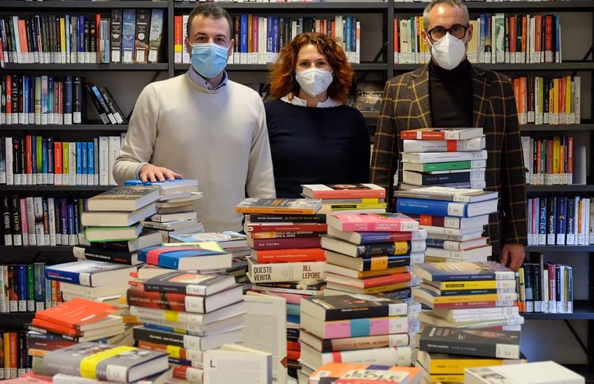 Più di 8mila nuovi libri per le biblioteche comunali