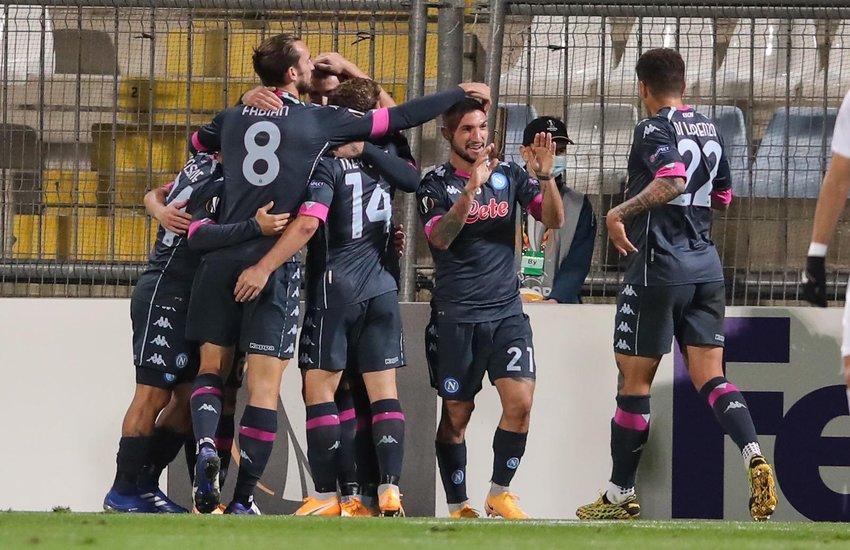 Rijeka-Napoli 1-2: vittoria importante, ma il risultato è l'unica cosa da salvare