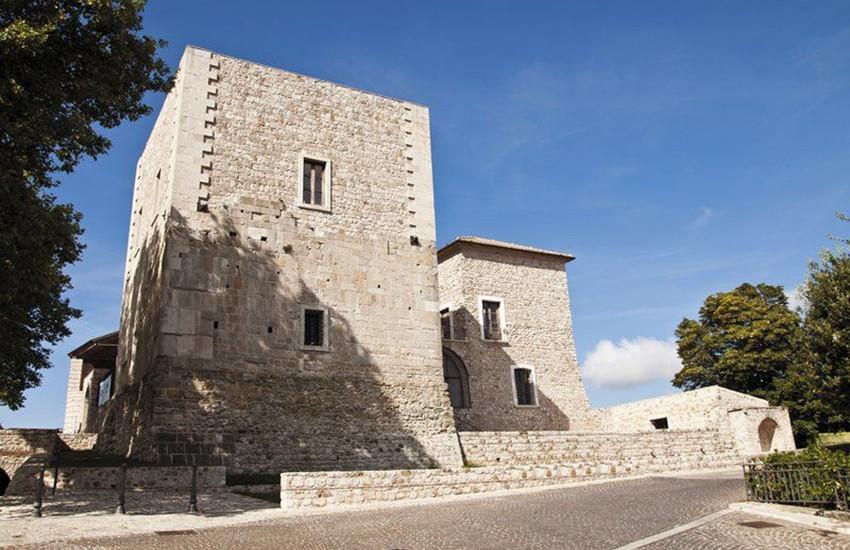 Castello Sant'Angelo dei Lombardi