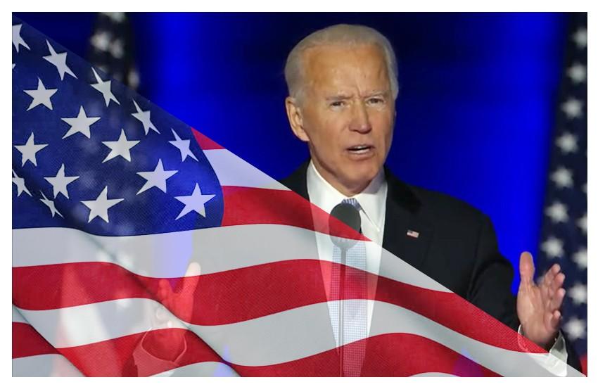 Joe Biden: 'Sarò un presidente che unisce, non divide'