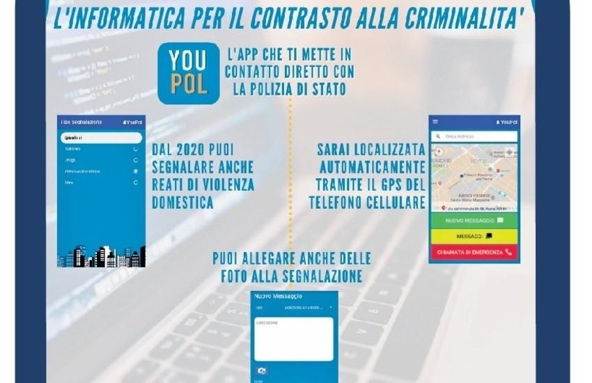 Catania, l'impegno della Polizia contro la violenza sulle donne