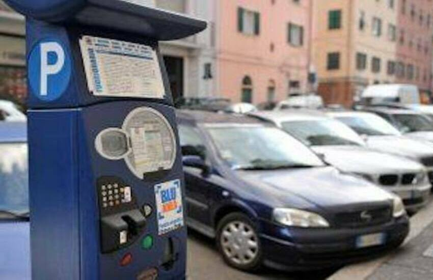 parcheggi gratis a genova