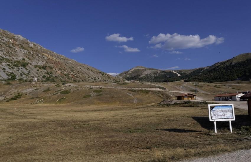 Ritrovato nella notte cacciatore smarrito sul Monte Puzzillo