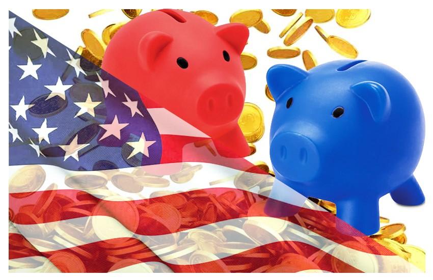 #USA2020. Soldi, soldi, soldi