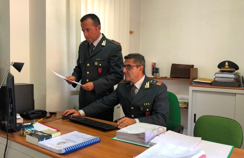 Sequestrati immobili per € 250.000 all'ex sindaco di San Giovanni Incarico dalla GdF