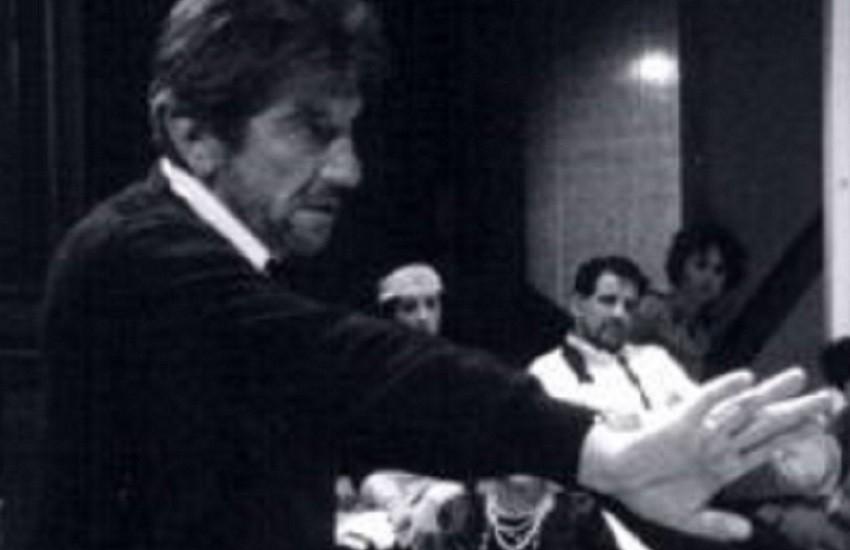 """Teatro Stabile a Gigi Proietti: """"alle nuove generazioni il tuo ricordo"""""""