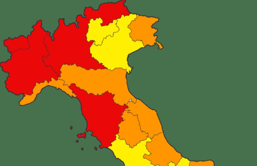 """Covid, la Lombardia chiede il ricorso, """"Zona rossa"""" considerata illegittima"""