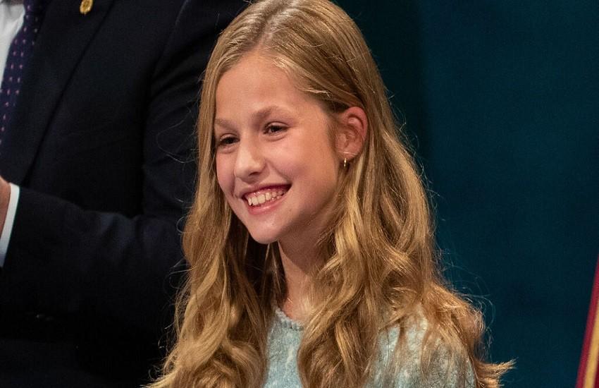 Eleonora fa 15 anni. Sarà lei a cambiare la monarchia spagnola?