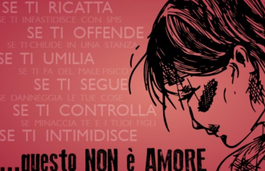 Questo non è amore. Giornata Internazionale contro la violenza sulle donne