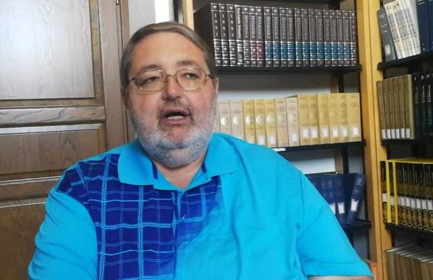 Cisterna in lutto per la morte, nella notte, dell'ex sindaco Mauro Carturan