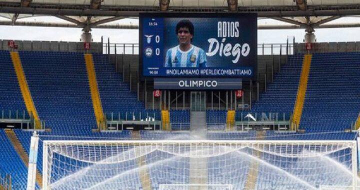 Milan in fuga nel giorno di Maradona