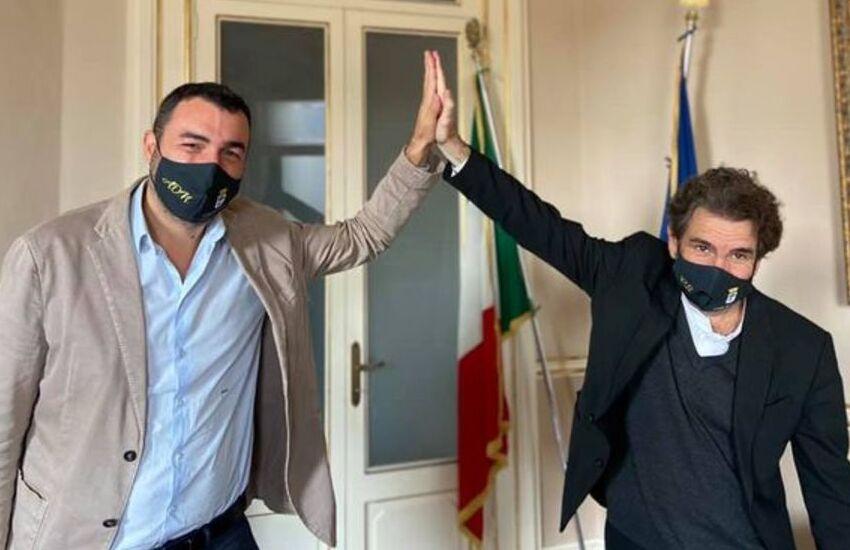 """Vaccini a Lecce, Salvemini: """"Siamo in linea con il target prefissato"""""""