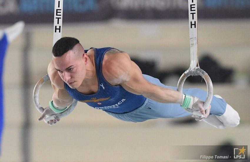 Virtus Pasqualetti, Macerata campione d'Italia con la ginnastica artistica maschile