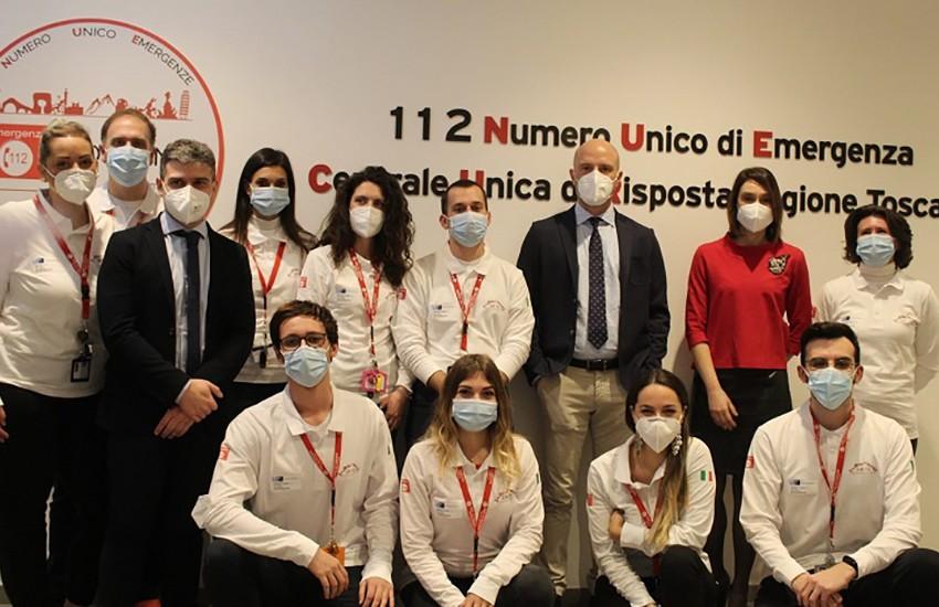 Numero unico per l'emergenza: il 112 è attivo a Firenze e Prato