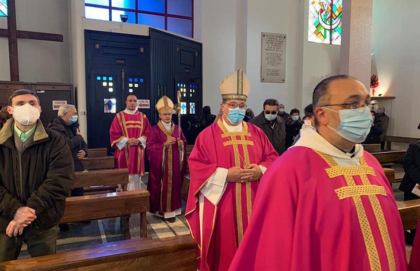 San Nicola di Bari Torelli e il suo centenario con 2 opere d'arte d'eccellenza e di cuore