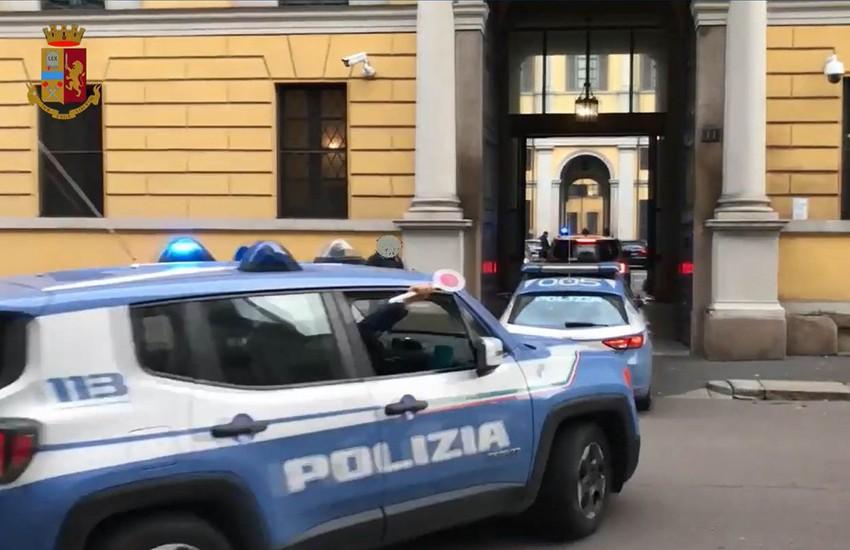 Milano, perquisizioni a carico di un gruppo di persone ritenute indiziate di numerosi reati predatori commessi in centro città