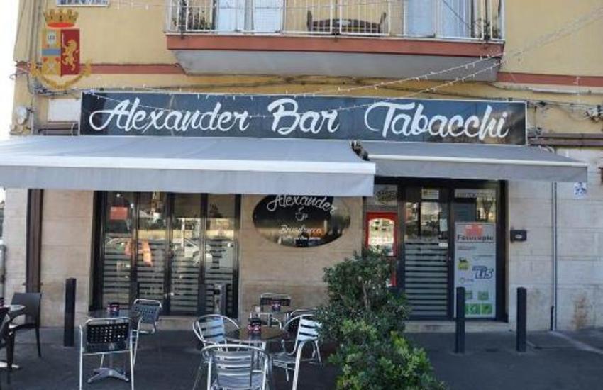 Catania, confiscato il Bar Alexander a pregiudicato clan Cappello-Bonaccorsi