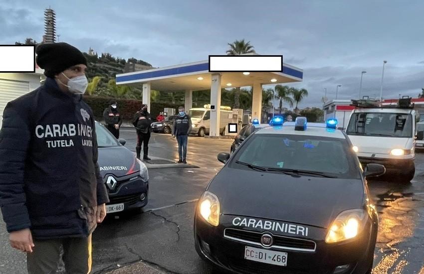 """Biancavilla e Palagonia, Carabinieri in campo per contrastare """"caporalato"""" e lavoro sommerso"""