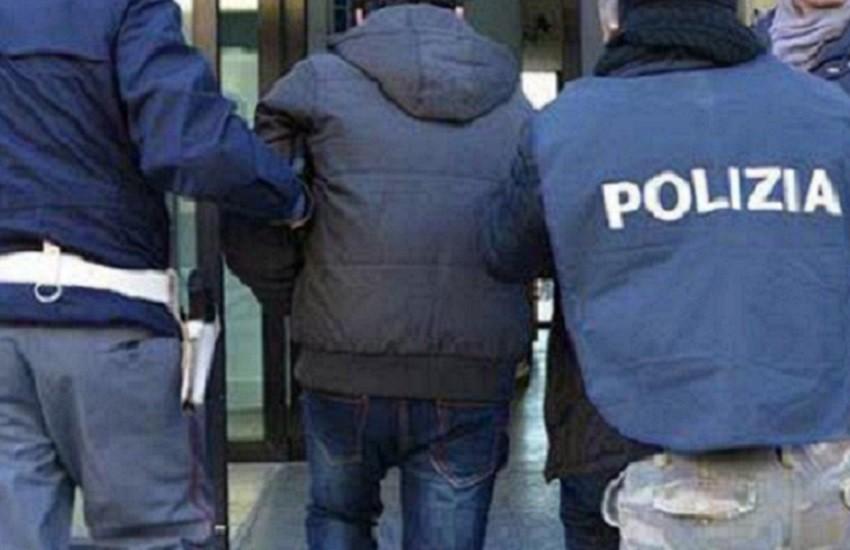 Trasporto intracorporeo di eroina: un arresto e due denunce