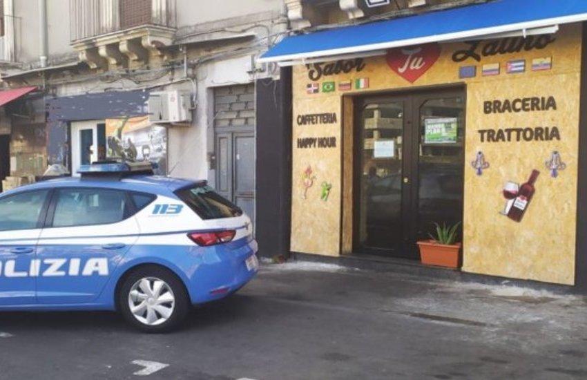 """Catania, chiusura per il """"Sabor Latino"""", non rispettava le norme anticovid"""
