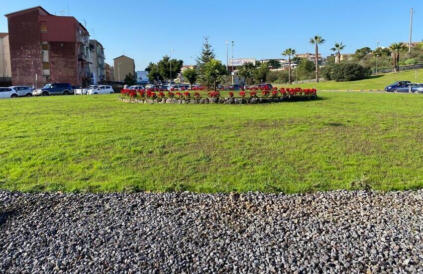 Catania, verde pubblico, restilyng della circonvallazione con gli sponsor privati
