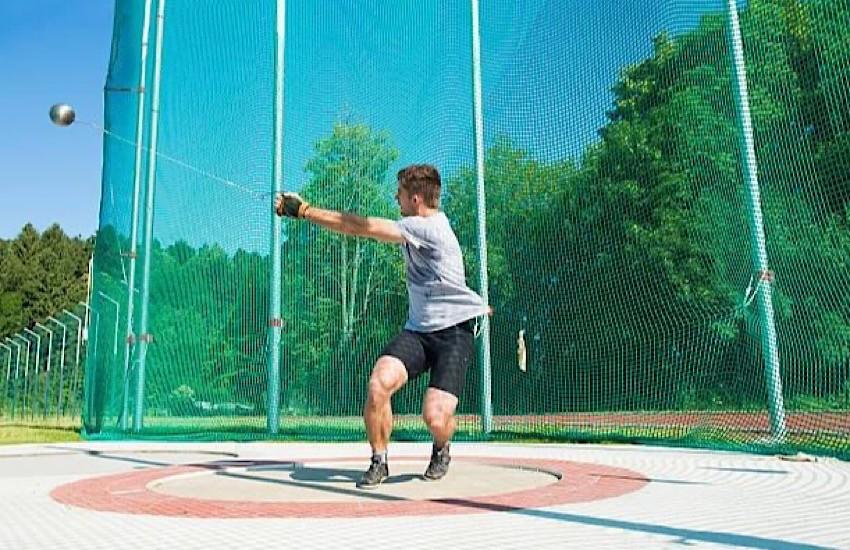 """Campo di atletica """"L. Simeone"""": entro la fine di gennaio una nuova gabbia dei lanci"""