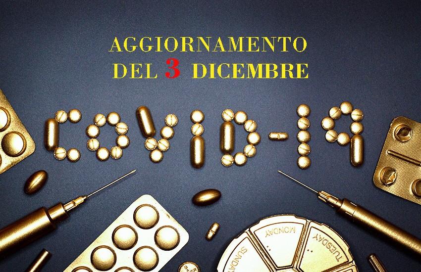 Il bollettino dell'Asl di Avellino. 1431 i tamponi processati e 141 i positivi