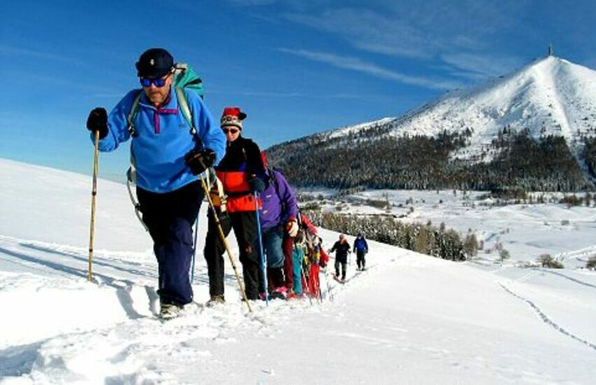 Beigua Geopark celebra la Giornata internazionale della montagna: trekking fotografico all'alba e ciaspolate per bambini sabato e domenica
