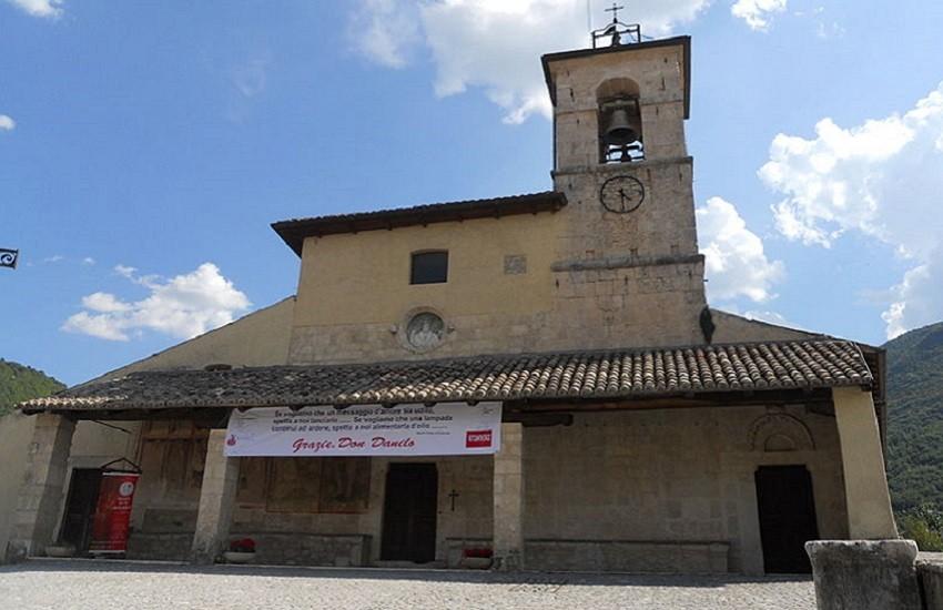 """Progetto di ricerca sul ciclo di affreschi di Saturnino Gatti nella chiesa di San Panfilo, il sindaco di Tornimparte: """"L'operatore turistico è il singolo cittadino, che deve conoscere tutto del suo paese"""""""