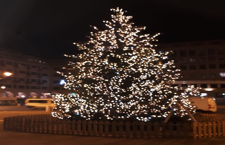 Sabato 5 dicembre Livorno si illumina