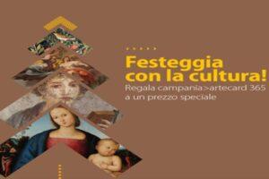 Campania Artecard 2020, il turismo campano prova a rilanciarsi: 50 ingressi a musei e siti della regione