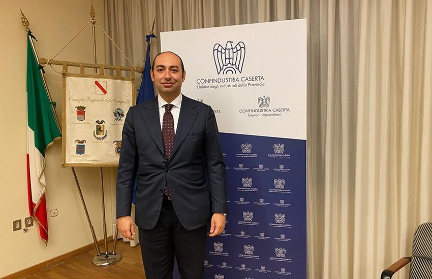 Confindustria Caserta, è Beniamino Schiavone il prescelto per il quadriennio 2021-2025