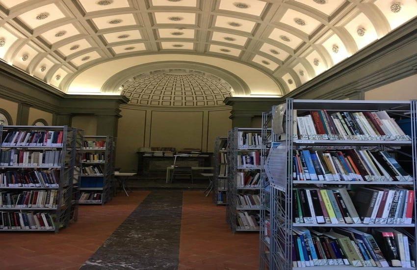 Riapre al pubblico la Biblioteca di Villa Mimbelli
